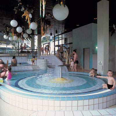 Spa Solymar - Children pool