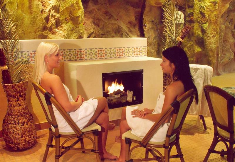Spa Solymar - Relaxation area