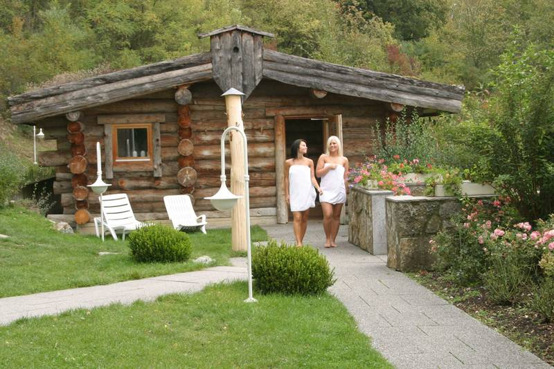 Spa Solymar - Sauna hut