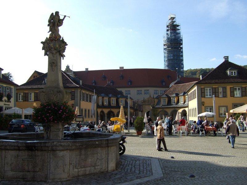 Altstadt von Weikersheim
