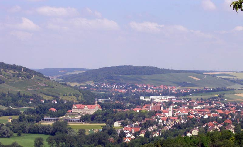 Weikersheim - City panorama