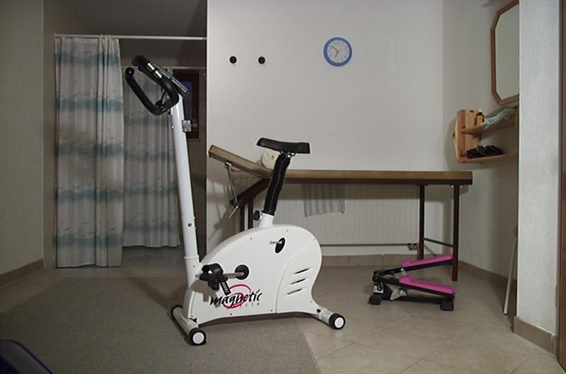 Fitnessbereich - Saunaanlage mit Ruheraum