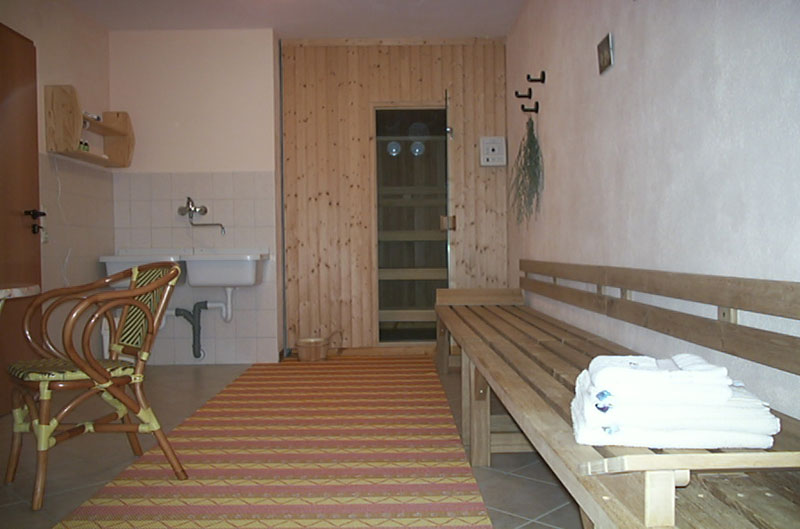 Henn's Homestead - Sauna facilities with relaxation room