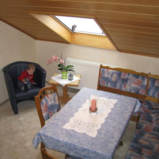 Wohnung Schmiedsbuck - Ferienhof Henn