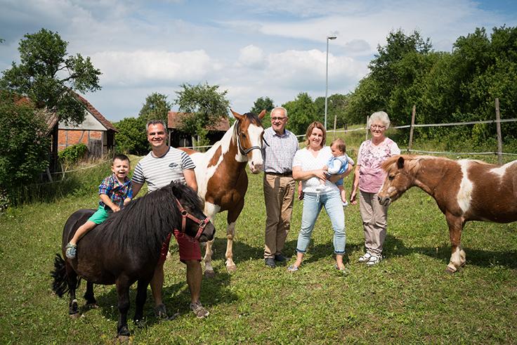 Ponies Ferienhof Henn